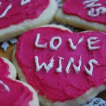 Conversation Hearts Sugar Cookies