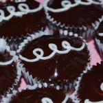 Homemade Hostess Cupcakes