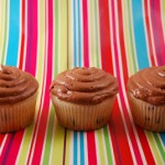 Chocolate Chip Cupcakes with Chocolate Buttercream