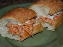 Buffalo Chicken Minis