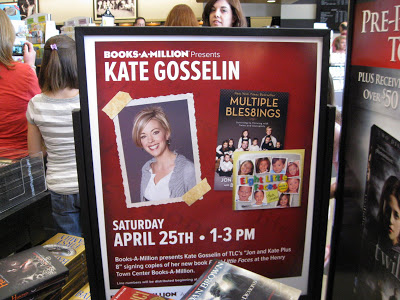 Girl's Day with Kate Gosselin