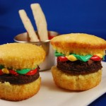 Dessert Sliders & Cookie Fries
