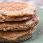 Whole Wheat Oatmeal Pancakes