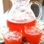 Strawberry Limeades