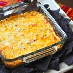 Baked Southwest Cheese Dip
