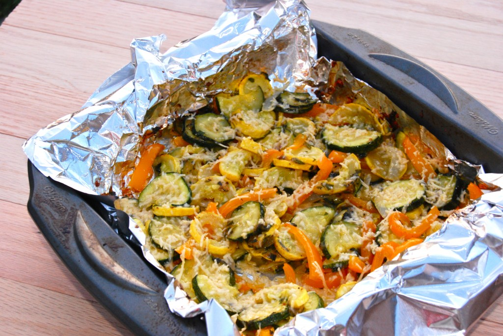 Roasted Summer Veggies