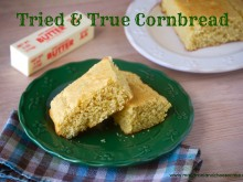Tried & True Cornbread