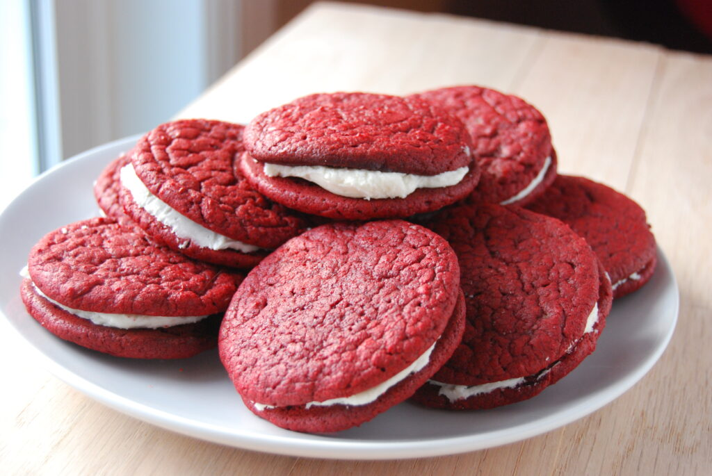 cookies red velvet milky way cake cookies red velvet cookies with