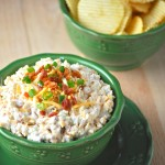Ranch Loaded Baked Potato Dip