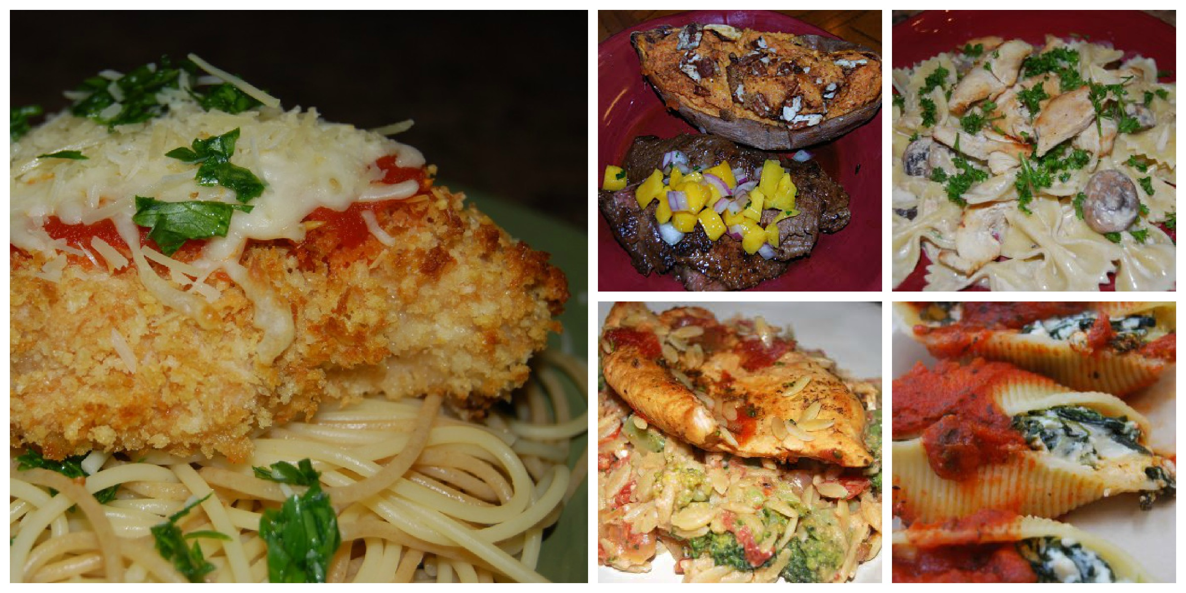 Easy dinner recipes romantic
