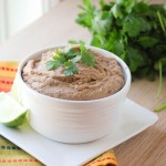 Homemade Slow Cooker Refried Beans