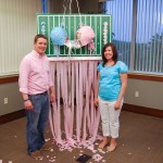 Strawberry on Top: Gender Reveal