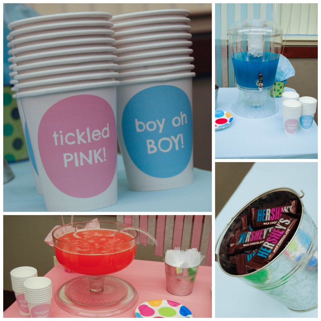 Gender Reveal Party Pic