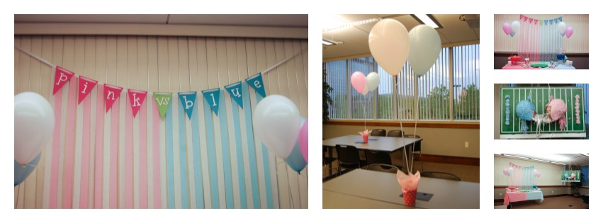 Gender Reveal Party Pic 2