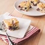 Fresh Blueberry Buttermilk Cake