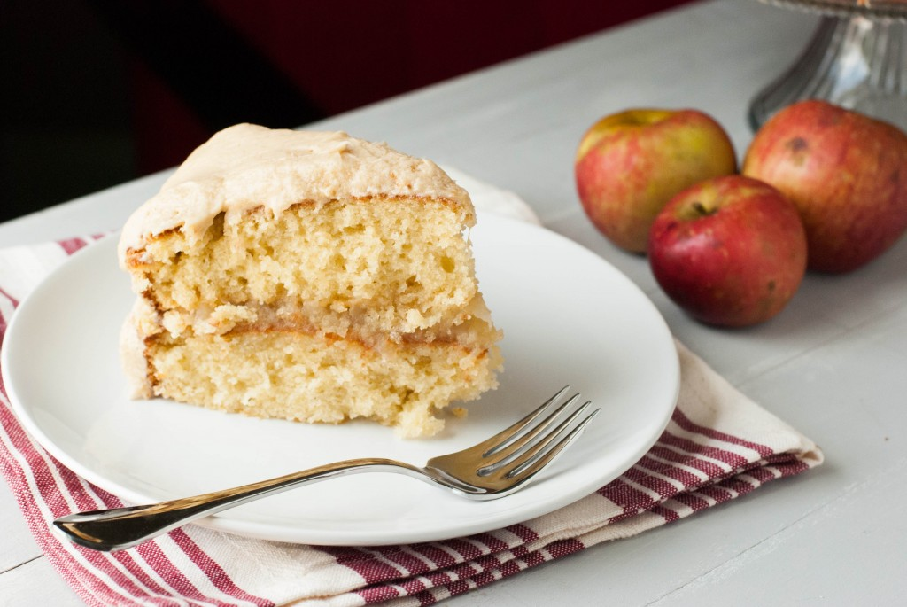 Caramel Apple Cake (1 of 5)