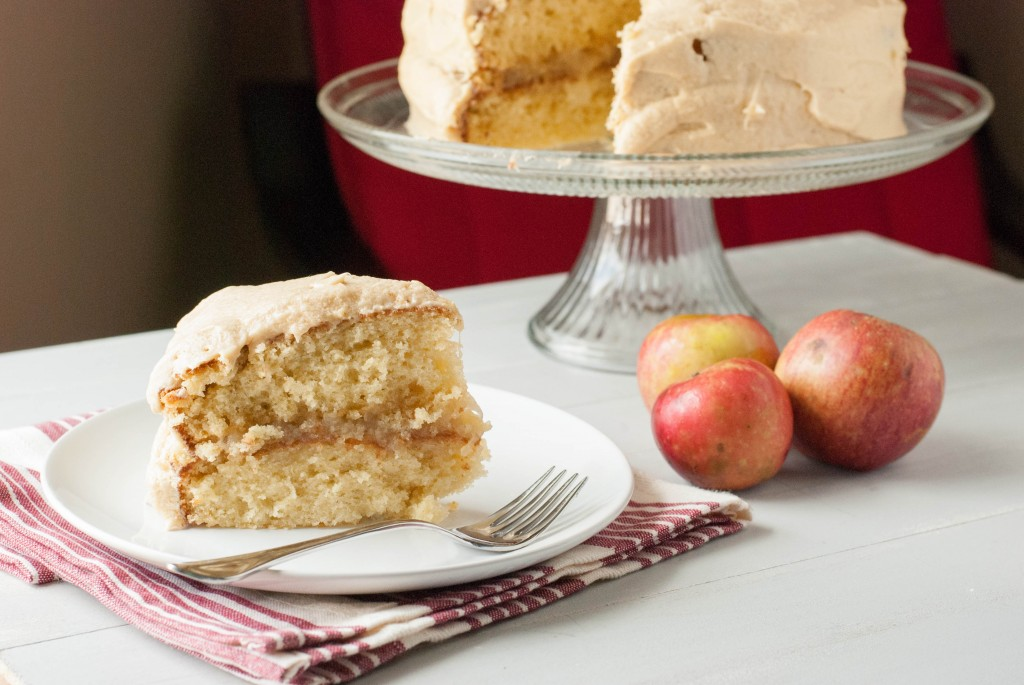 Caramel Apple Cake (5 of 5)