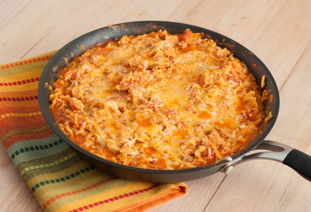 Chicken Enchilada Skillet (2 of 3)