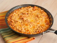 Chicken Enchilada Skillet