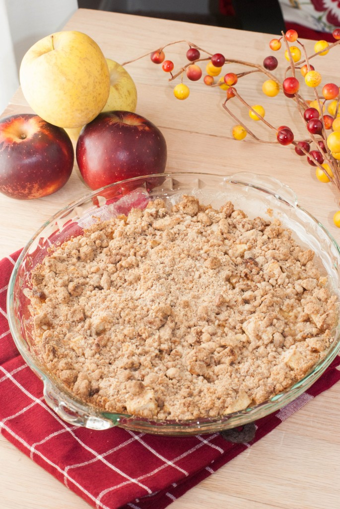 Apple Crisp (1 of 5)