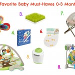 My Favorite Baby Must-Haves 0-3 Months