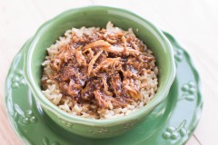 slow cooker sticky chicken (5 of 5)