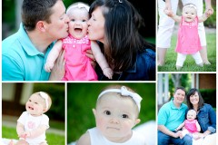 7 Month Photo Collage