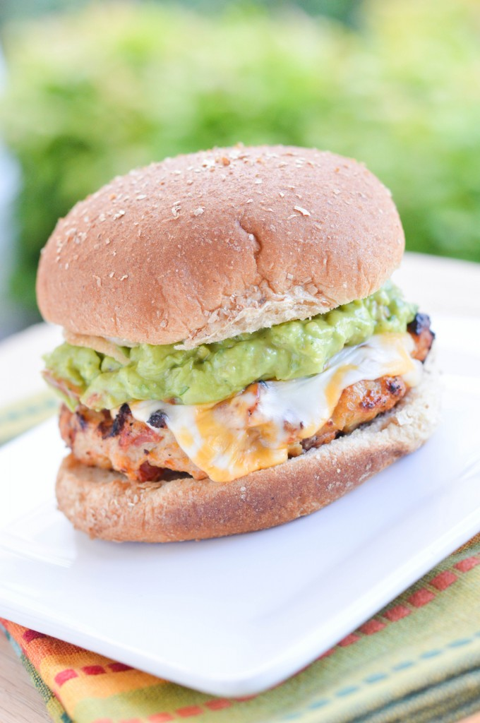 Carribean Chicken Burgers (6 of 6)
