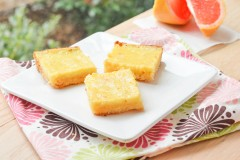 Grapefruit Bars (1 of 5)