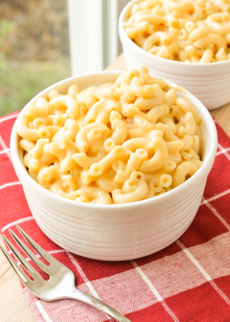 Better than the Blue Box Macaroni and Cheese