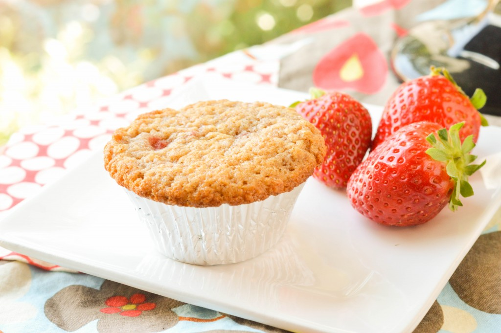 strawberry muffins (1 of 5)