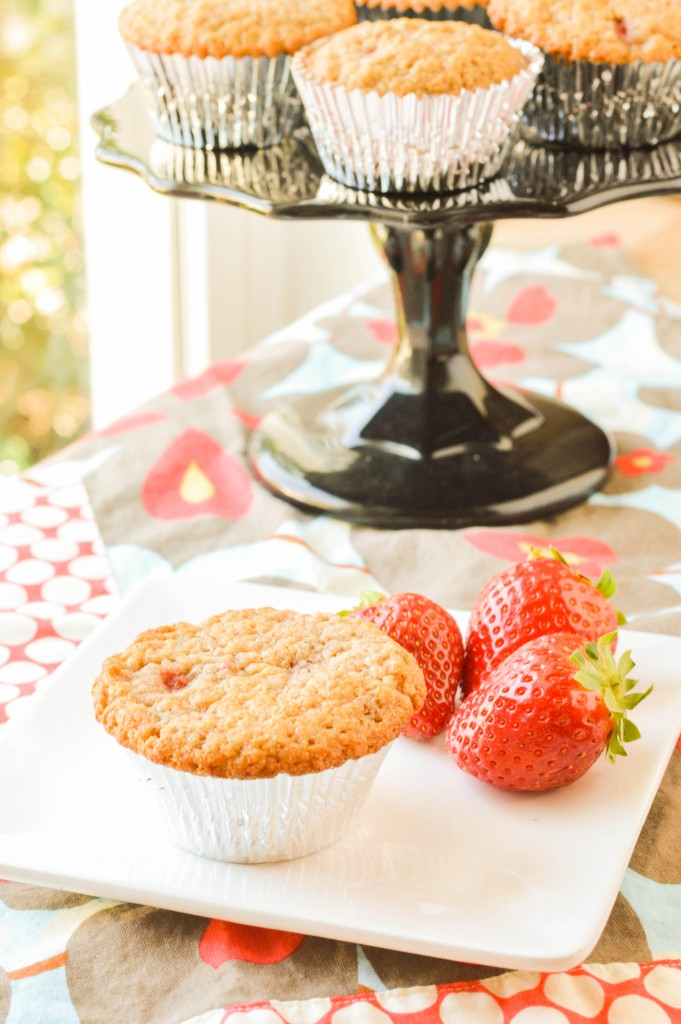 strawberry muffins (4 of 5)