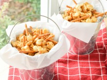 Caramel Corn Chex Mix