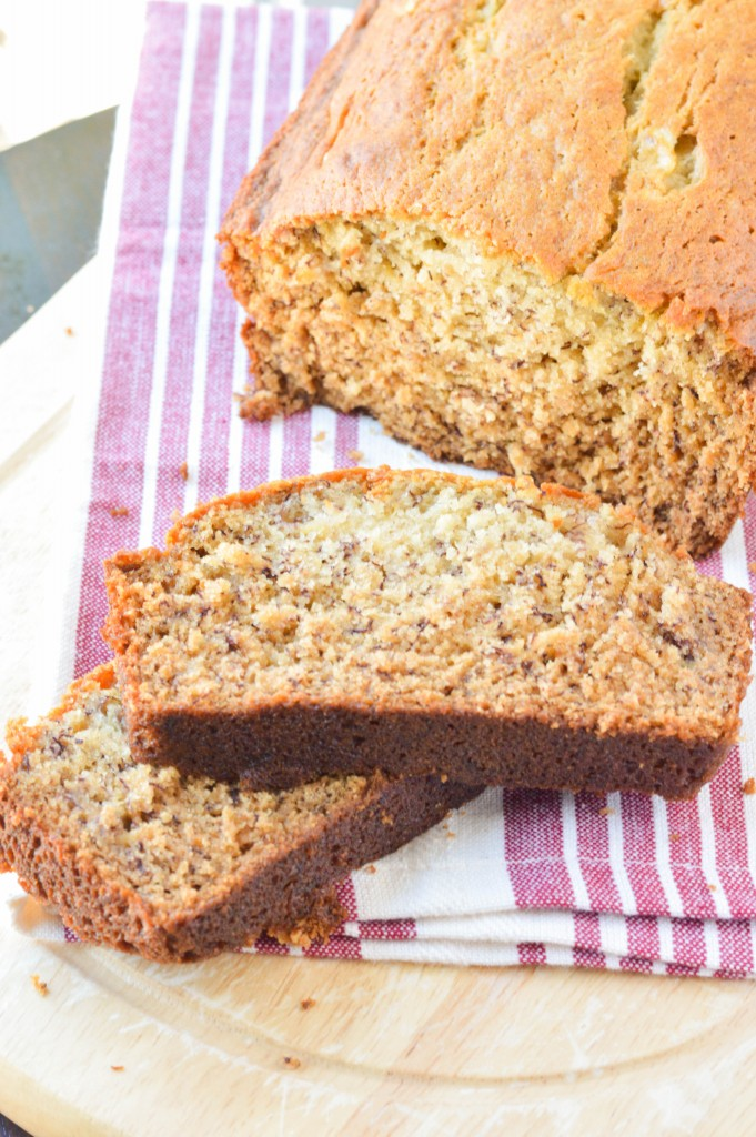 Go-To Banana Bread (1 of 2)