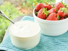 Creamy Dreamy Fruit Dip