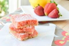 Strawberry Lemonade Bars (4 of 6)