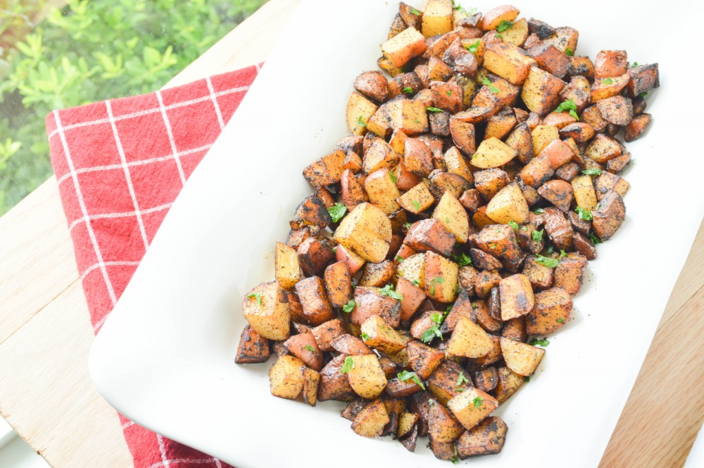 Skillet Potatoes (2 of 2)