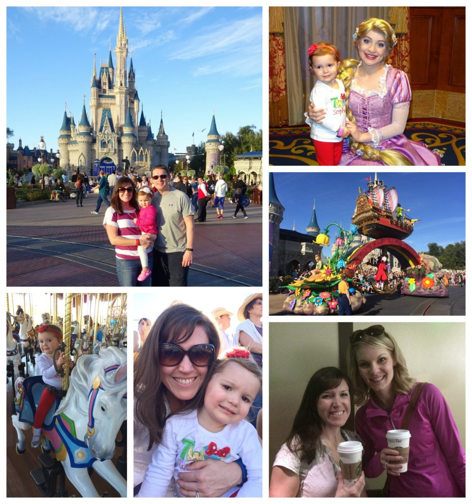 Disney World 2016