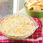 Cheesy Bacon & Ranch Dip