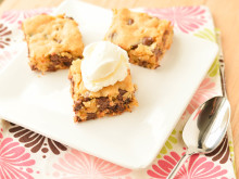Congo Bars (Chocolate Chip Cookie Bars)
