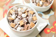 S'mores Chex Mix {Macaroni and Cheesecake}