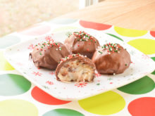 Magic Cookie Bar Truffles