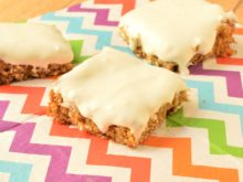 Oatmeal Cream Pie Bars