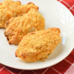 Buttermilk Ranch Oven Fried Chicken