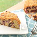 Best Ever Blueberry Buckle