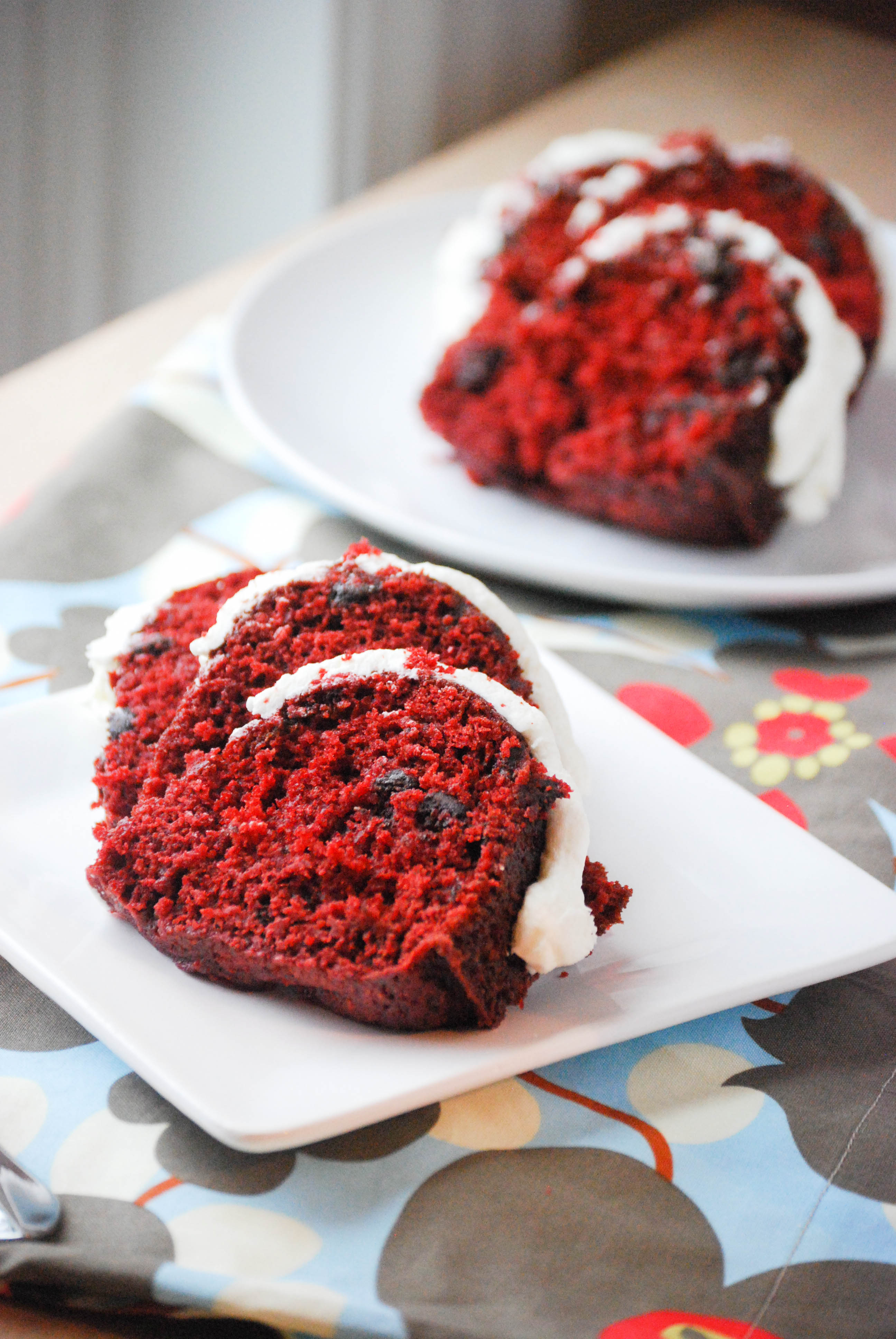 Red Velvet Bundt Cake 3 Of 5