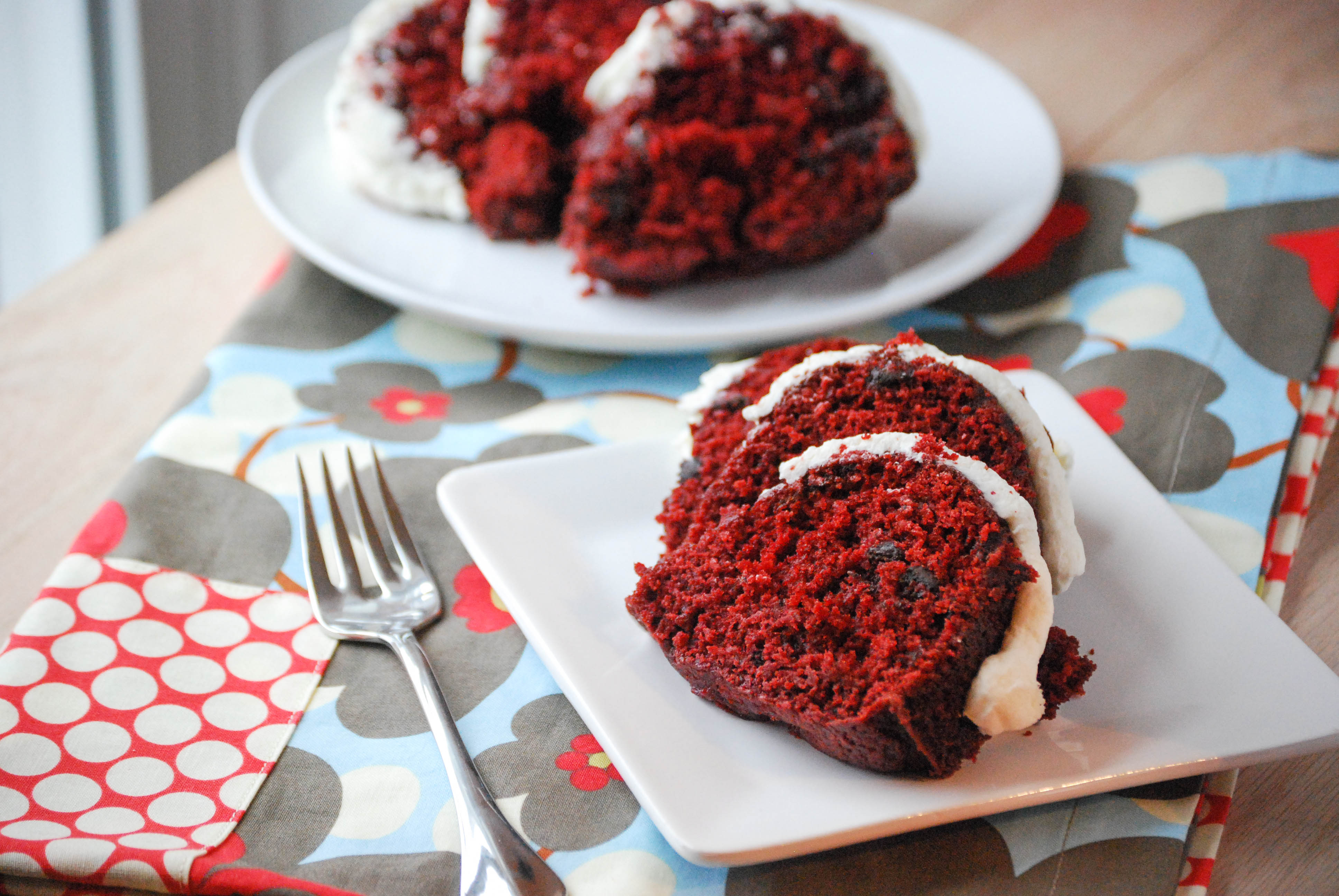 Red Velvet Bundt Cake 4 Of 5